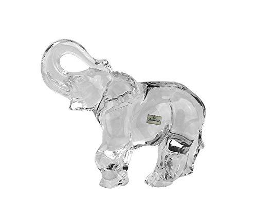 Baccarat Crystal Elephant Trunk UP
