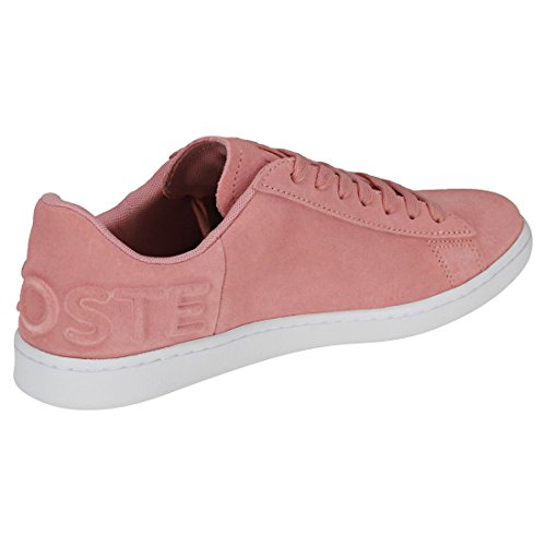 Evo Rose Carnaby Rose Femme Mode Lacoste Baskets 4UPa5Fxq