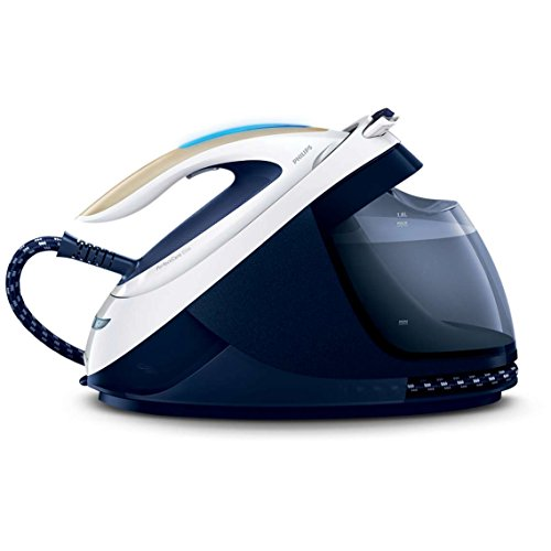 Philips GC9630/20 Perfect Care Elite Steam Generator Iron with Optimal Temperature and 420 g Steam Boost - Navy