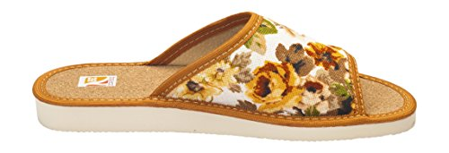 Bosaco Womens Comfort Slip On House Leather Closed/Open Toe Slippers Lw05e lcCycPlNTw