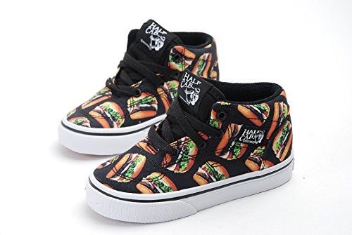 Vans Half Cab Baby Black amazon footaction really for sale 6HrE3ep