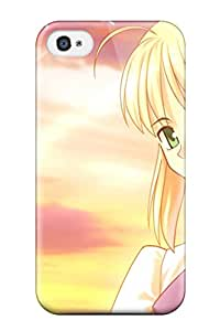 New Style SusanBurns Hard Case Cover For Iphone 4/4s- Fate/stay Night