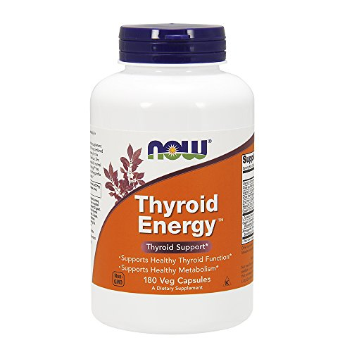 NOW Foods Thyroid Energy Capsules product image