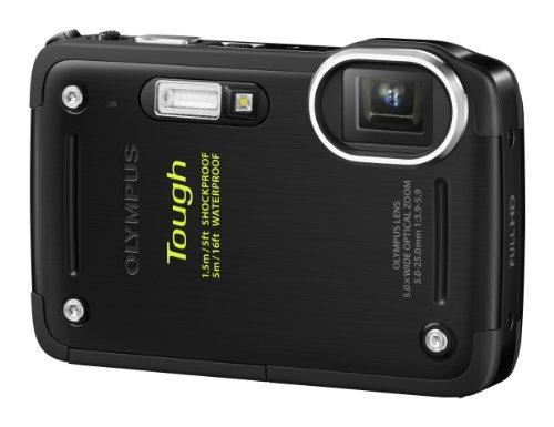 Olympus 12Mp 5X Optical Zoom Waterproof Digital Camera - 3