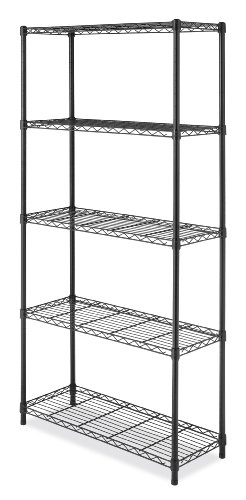 Whitmor Adjustable 5 Tier Shelving product image