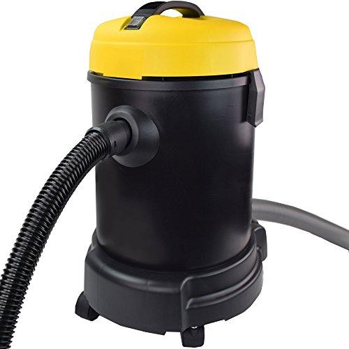 Syntrox Germany 2000 Watt 25 Liter Teichsauger Schlammsauger Schlamm Staubsauger