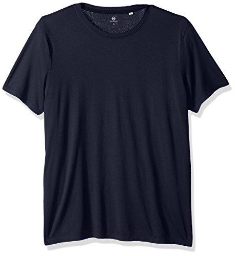 camiseta Bryce de cuello Man Goldschmied Adriano marino Ag azul camiseta redondo corta manga con zxXtqIEwE