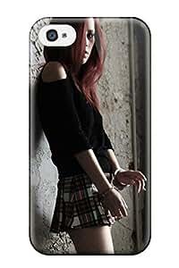 New Design Shatterproof WbGTJik12101FSBNl Case For Iphone 4/4s (ariel)