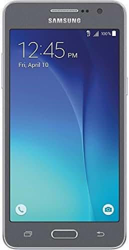 Samsung Galaxy Grand Prime - T-Mobile GSM Quad-Core Android Phone w/ 8MP Camera - Gray