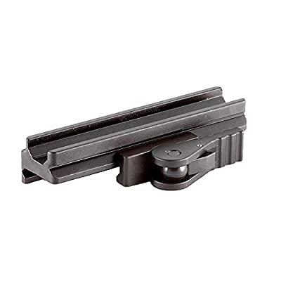 American Defense AD-B3 STD Riflescope Optic Mount, Black by American Defense Mfg
