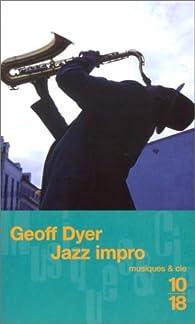 Jazz impro par Geoff Dyer
