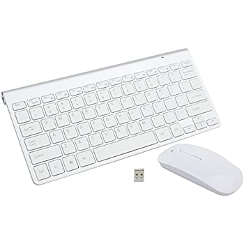 dotech ultra thin compact portable small wireless keyboard and mouse combo for. Black Bedroom Furniture Sets. Home Design Ideas
