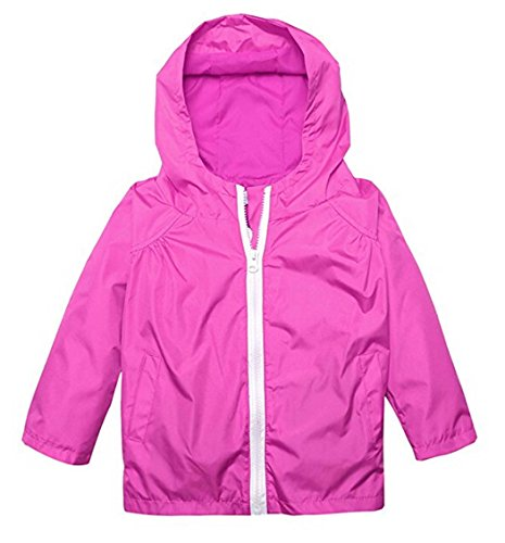 Boys Lightweight Hooded Jacket - 9