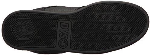 Canvas Men's Quentin Shoe Waxed Skate Black DVS xFYdgqBY