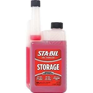 STA-BIL 22214 Fuel Stabilizer (32 oz.), 32. Fluid_Ounces