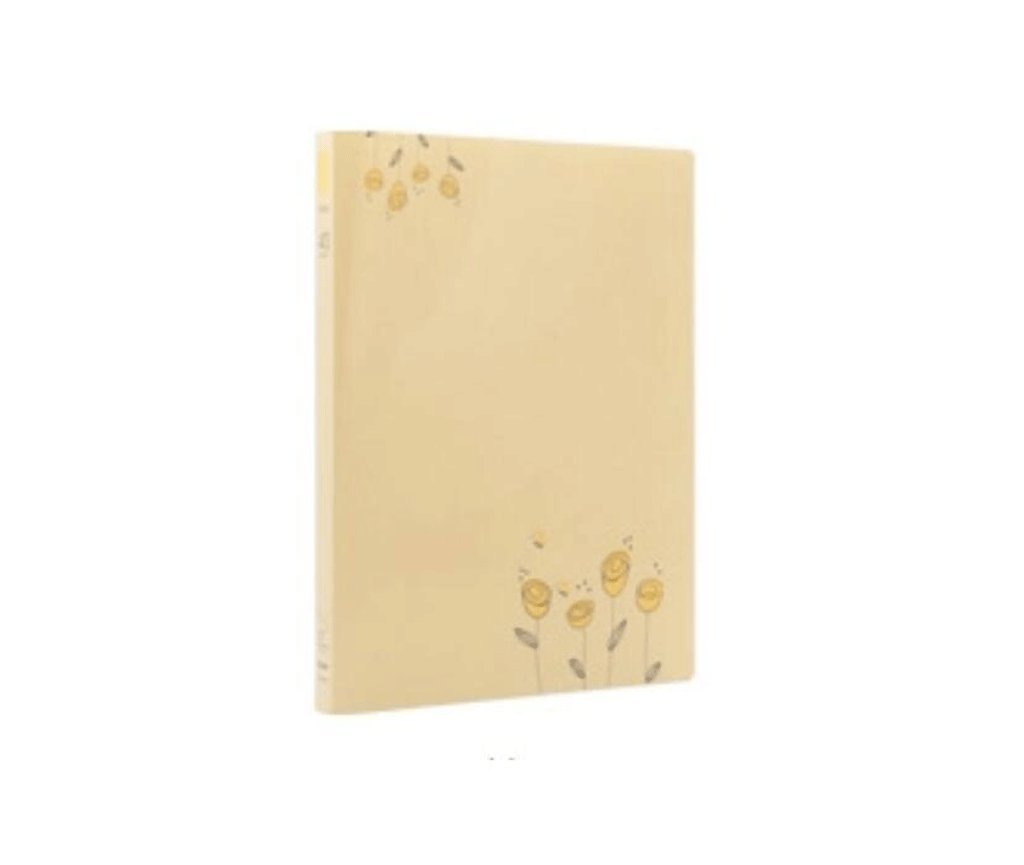 odefc Carpeta de libro Insertar 40 páginas de inserciones inserciones de Carpeta de documentos A4 ( Color : Verde , Tamaño : 3 ) 99ab8f