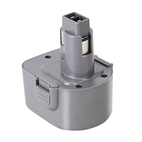 12V 3000mAh Ni-MH Battery for Dewalt DC9071 XRP DW9071 DW9072 DE9037 DE9071 DE9072 DE9074 DE9075 152250-27 397745-01 Battery Shinga Power