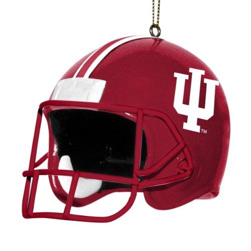 NCAA Indiana Hoosiers 3 Inch Helmet Ornament