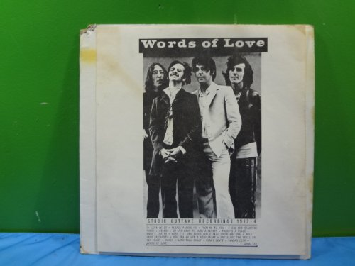 Beatles - Words Of Love (Studio Outtake Recordings 1962 -4) - Zortam Music
