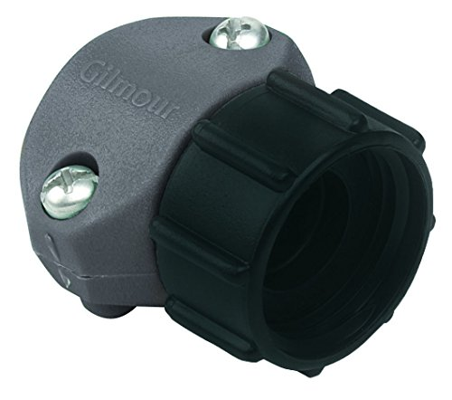 Gilmour 01F Female End Garden Hose Repair Coupler | Use with 5/8 or 3/4 inch Hoses - 20 Pack