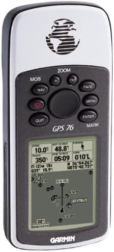 Garmin GPS 76 Handheld GPS Navigator