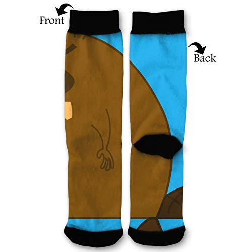 Fashion Travel Breathable Socks Angry Beavers Men & Women Running Casual Socks]()