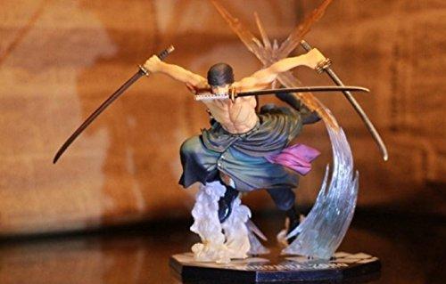 17CM Japan Anime One Piece POP Roronoa Zoro Banpresto Action Figure Toys Modle Collection Colossum