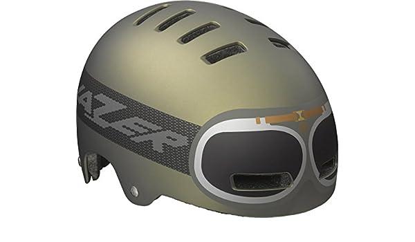 Lazer Casco Street Goggle Brass: Amazon.es: Deportes y aire libre