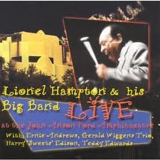 Lionel Hampton & His Band Live at the John Anson F by Phillip Records