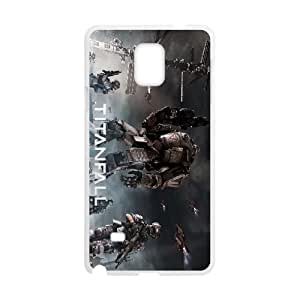 games Titanfall Games Samsung Galaxy Note 4 Cell Phone Case White 91INA91467737