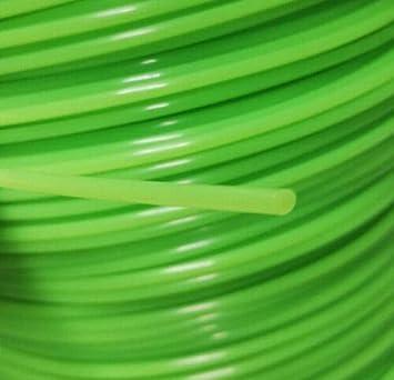 bazargiusto - Hilo para desbrozadora, Redondo, 4 mm, 2 kg: Amazon ...