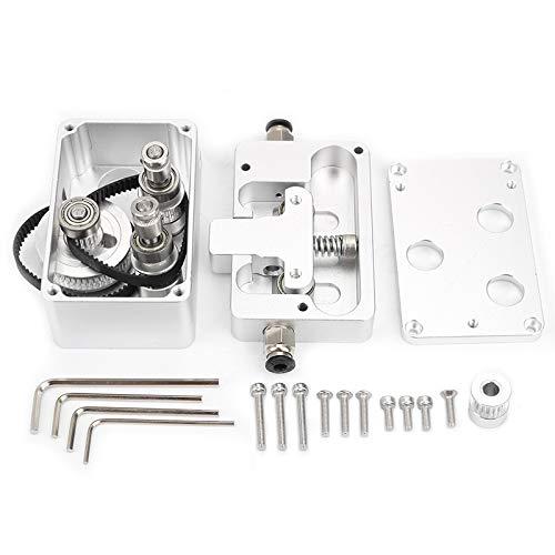 UM3 extrusor de desaceleración de doble rueda compatible con UM2+ ...