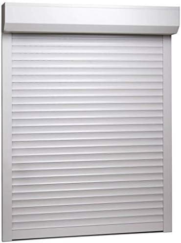 Tidyard Persiana Enrollable y Estor persianas venecianas estores para Ventana Aluminio Blanca 70x100 cm: Amazon.es: Hogar