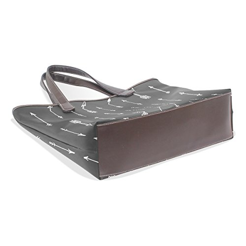 Bags Bennigiry Shoulder Large Patern Women Handbag Handle Arrow Tote Ladies Top Seamless 7Yf4YqR