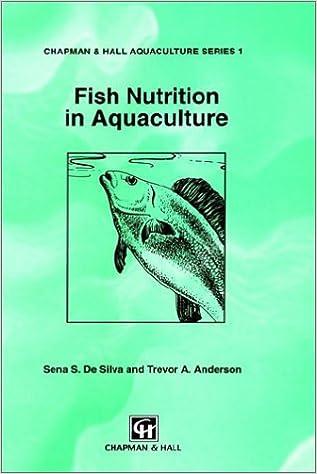 Fish Nutrition in Aquaculture (Aquaculture Series)