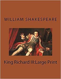 king richard iiilarge print