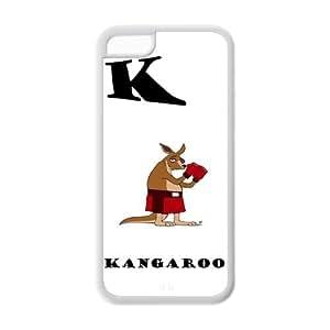 Custom Kangaroo TPU Case For Apple IPhone 5C