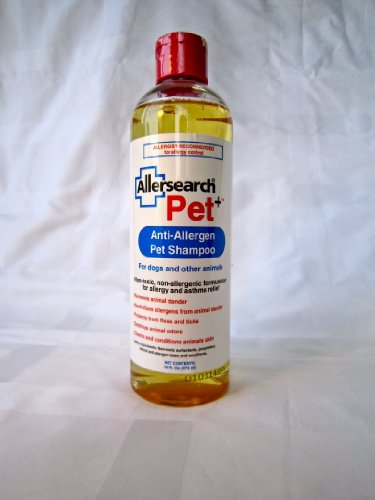 Allersearch Pet+ Shampoo, My Pet Supplies
