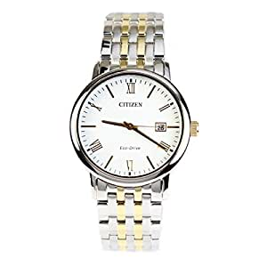 Citizen Eco Drive for Men - Analog BM6774-51A Stainless Steel Watch