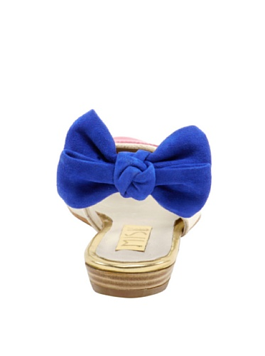 misu Bianco Rosa Blu Ballerine Ballerine misu yRUcWqRFOg