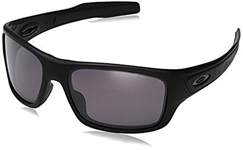 Oakley Turbine XS Sunglasses Matte Black / Prizm Daily Polarized & Cleaning - Youth Oakley Glasses