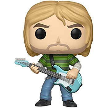 Funko Pop Music: Kurt Cobain (Teen Spirit) Collectible Figure