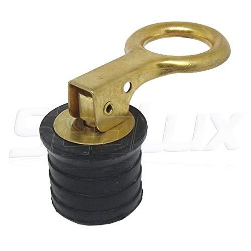 SeaLux Flip Lock Snap Handle Bailer Drain Plug (1