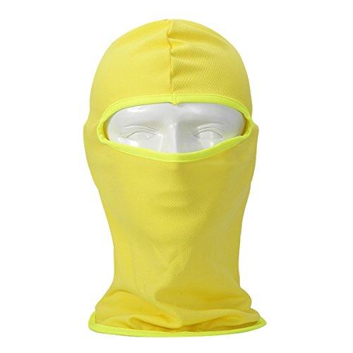 Candy Color Ultra Thin Ski Face Mask Under A Bike/Football Helmet -Balaclava