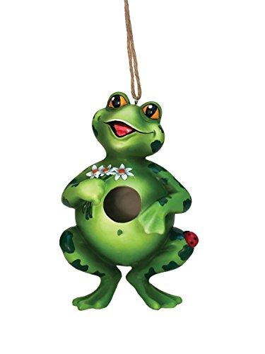Frog Birdhouse - 2