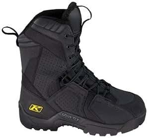 Klim Arctic Gtx Snowmobile Boot (2013) (Black, 9)