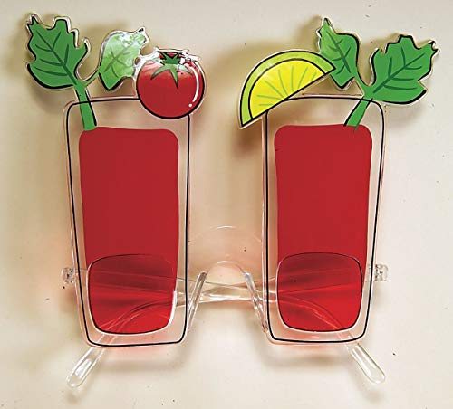 Rubie's Costume Co Bloody Mary Glasses