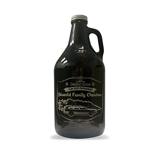 Griswold Family Christmas Vacation Growler by MyPartyShirt