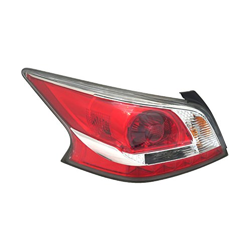 TYC 11-6480-90-1 Nissan Altima left Replacement Tail Lamp ()
