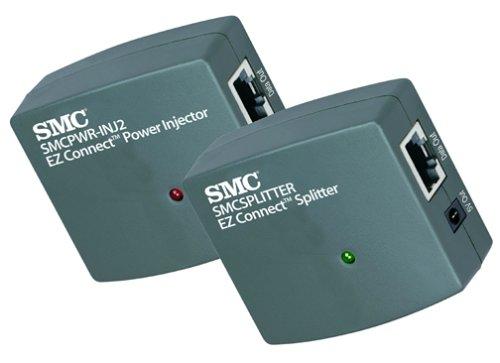(SMC POE-KIT EZ Connect Power Over Ethernet Kit (SMCPOE-KIT))